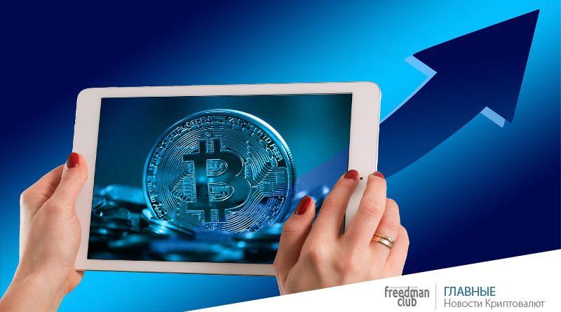 Bitcoin стремится к 9000$, есть ли предпосылки к краху?-Freedman.club-news