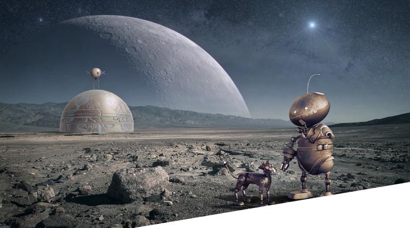Свету представлен боевой робот управляемый со смартфона-freedman.club-news
