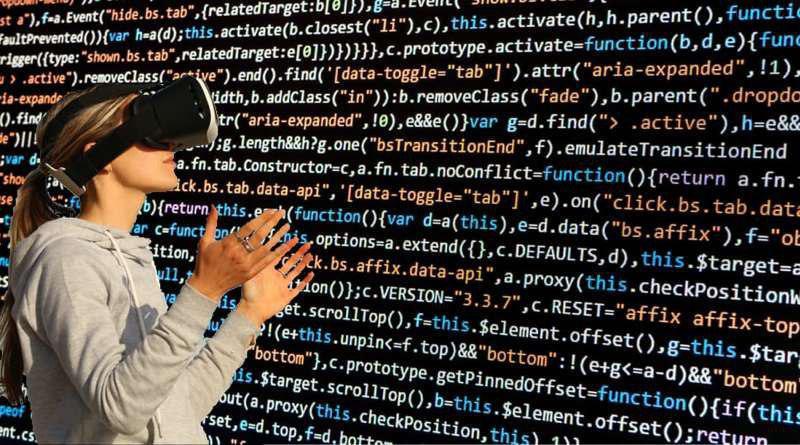 Виртуальная реальность в блокчейне, новый вид анализа данных?-Freedman.club-news