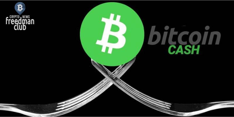 V-preddverii-hardforka-pol'zovateli-peremestili-1-mln-Bitcoin-Cash-na-birzhi-BCH