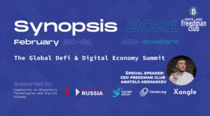 Synopsis 2021 — самый интерактивный онлайн-саммит в истории DeFi