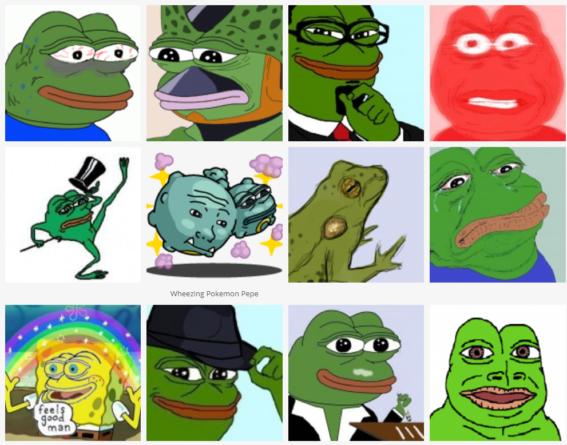 Pepe the Frog и его жизнь в мире NFT