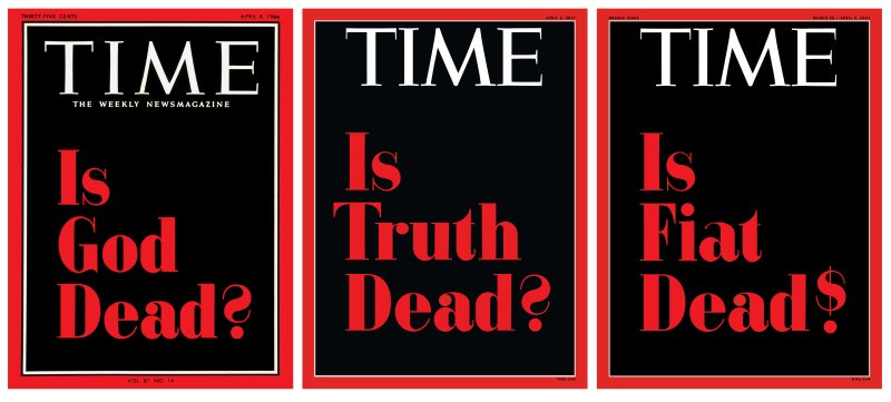 Коллекция NFT от журнала TIME