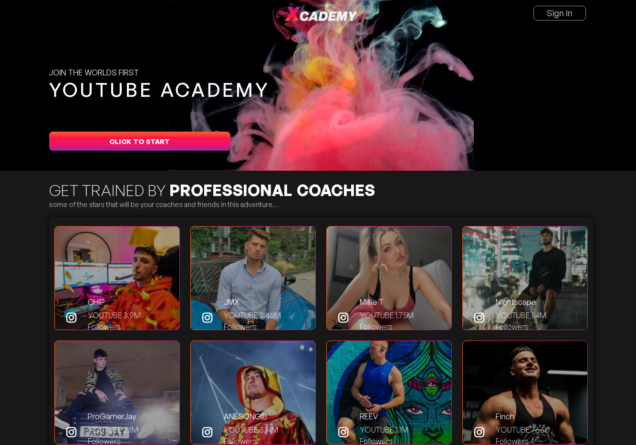 Что такое сеть Xcad и как она связана с YouTube?